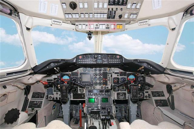 фото Hawker Beechcraft 700