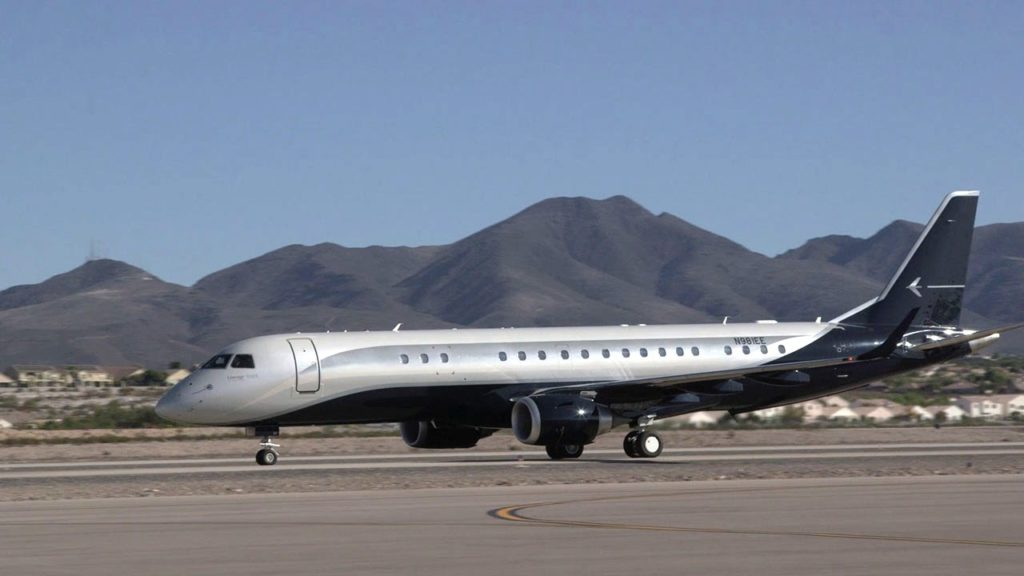 фото Embraer Lineage 1000