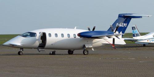 аренда частного самолета Piaggio P.180 Avanti