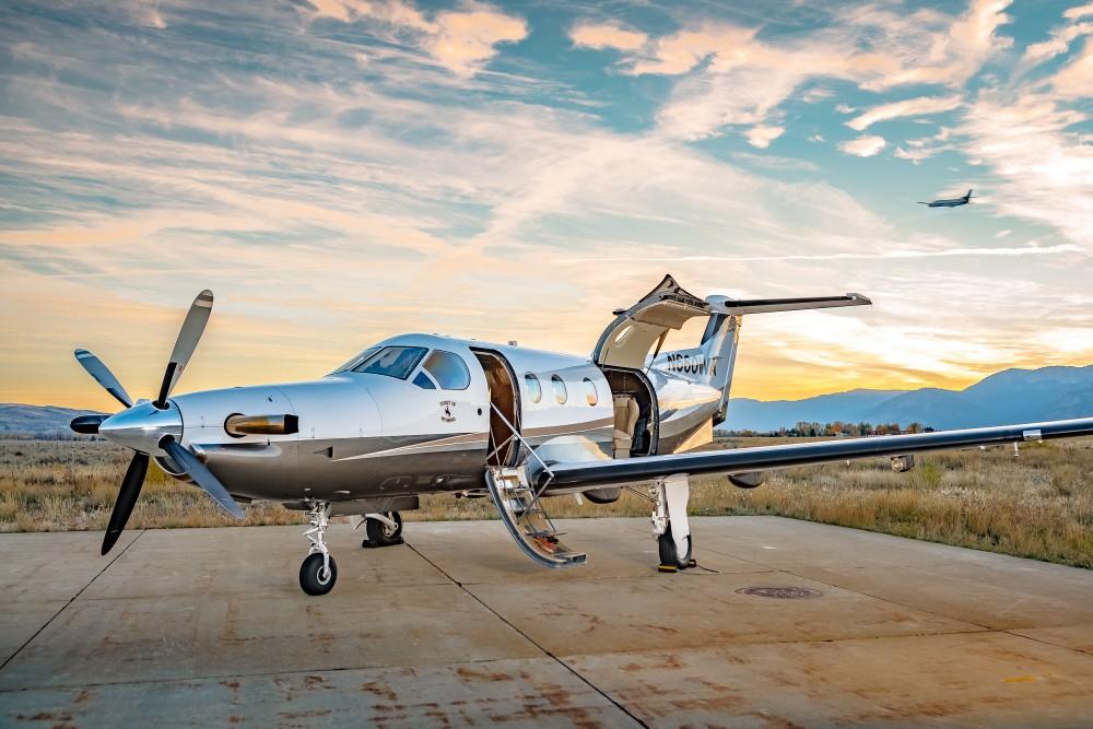 фото Pilatus PC-12