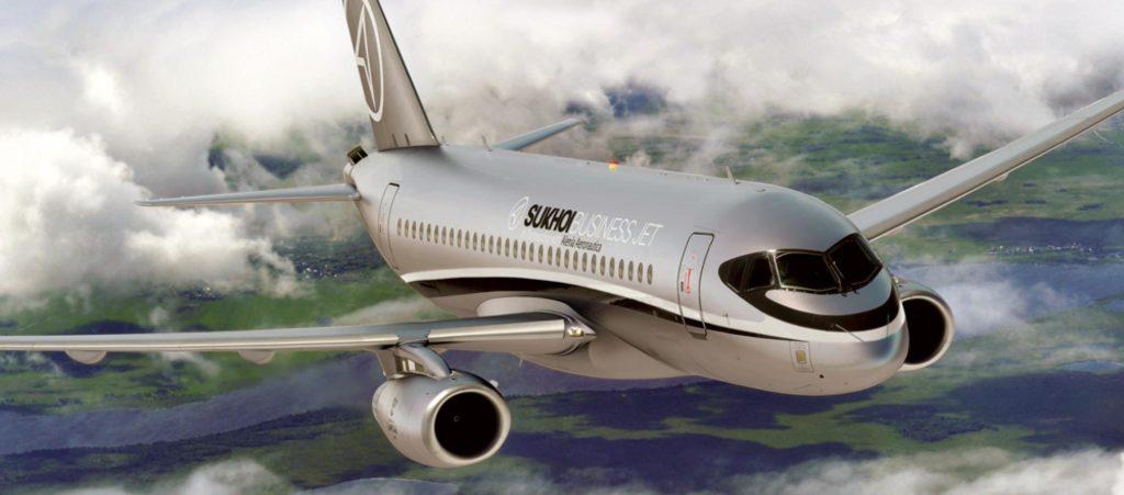 фото Sukhoi Business Jet
