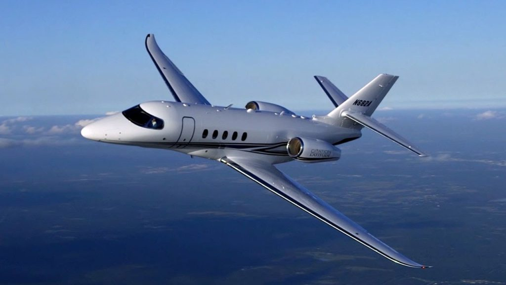 фото Cessna Citation Latitude