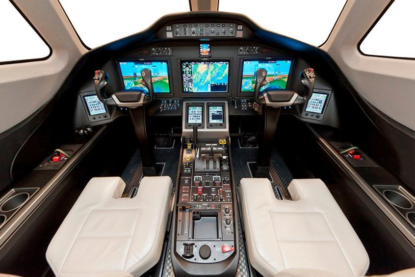 аренда бизнес джета Cessna Citation Latitude