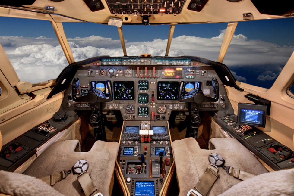 аренда бизнес джета Dassault Falcon 50EX