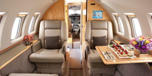 арендовать самолет Hawker Beechcraft 1000
