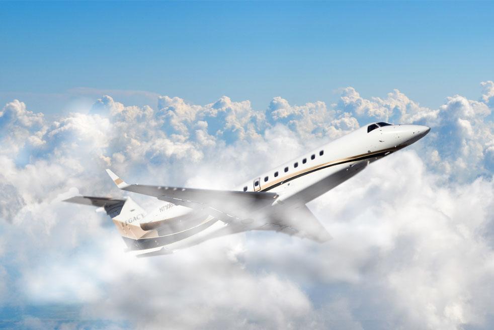 фото Embraer Legacy 600