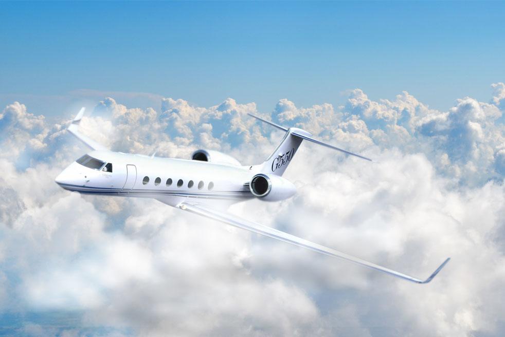 фото Gulfstream G550