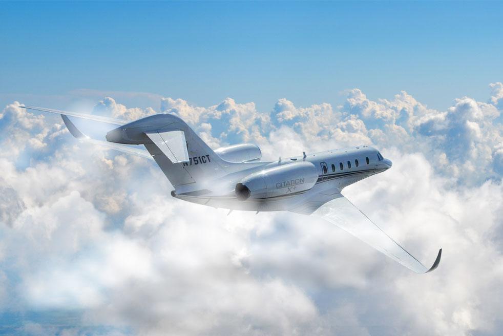 аренда частного самолета Cessna Citation X