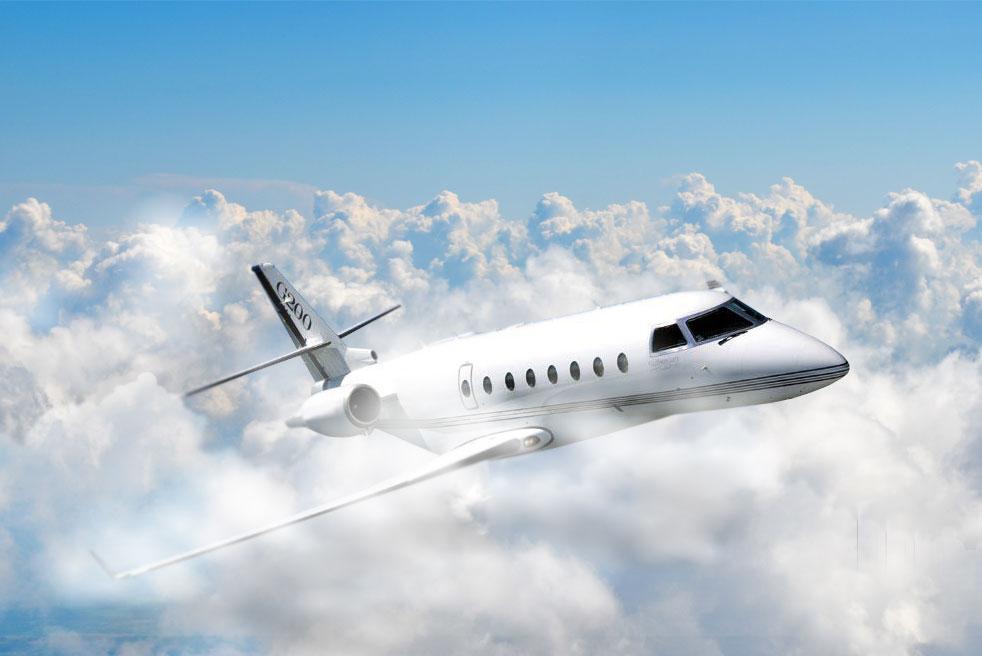 фото Gulfstream G200