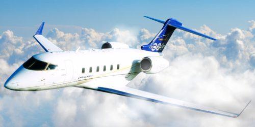 фото Bombardier Challenger 300