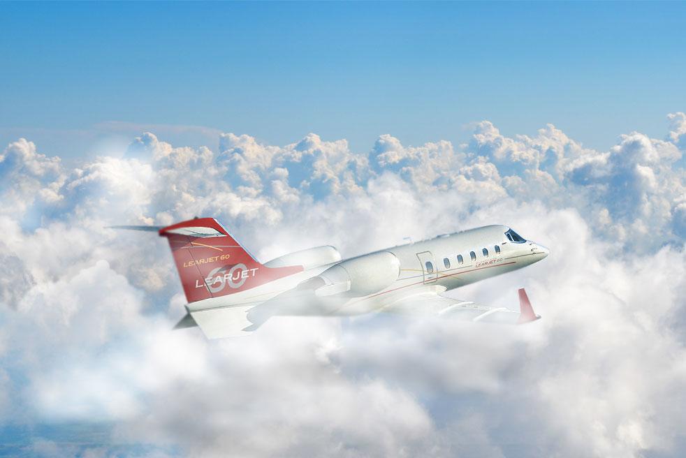 фото Bombardier Learjet 60