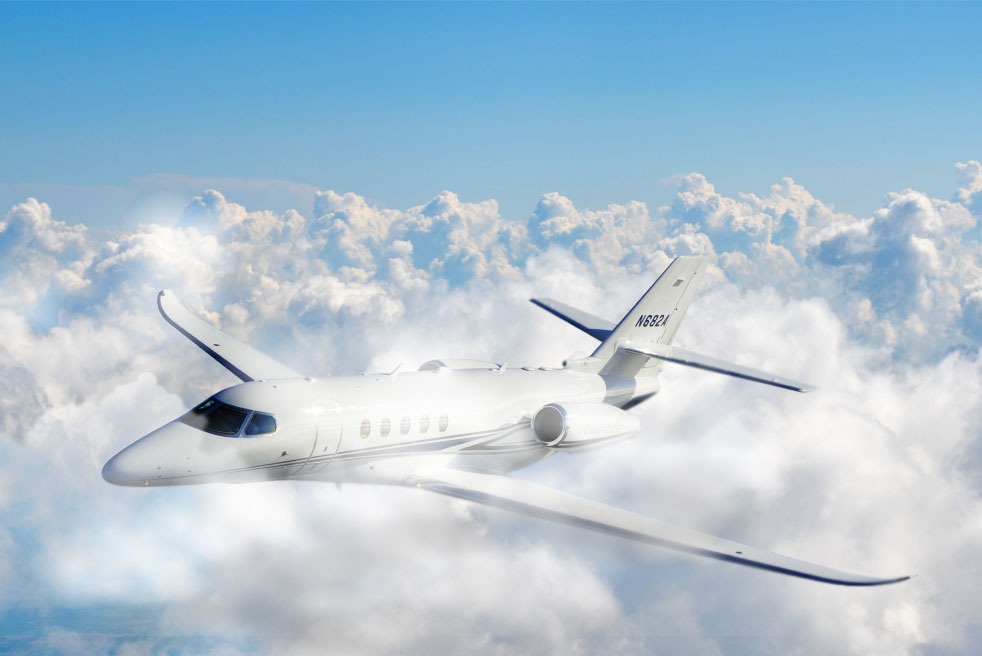 фото Cessna Citation XLS