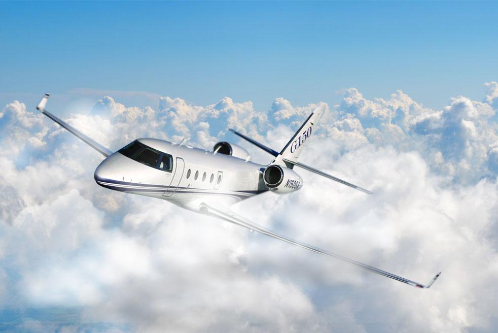 фото Gulfstream G150