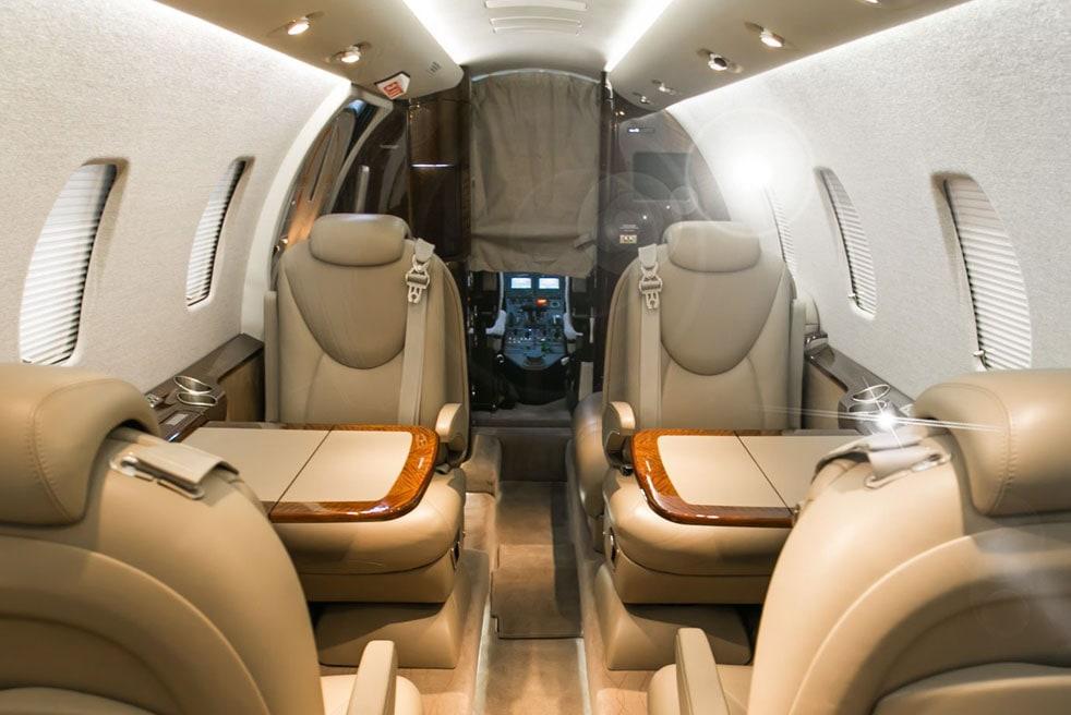 арендовать самолет Cessna Citation XLS
