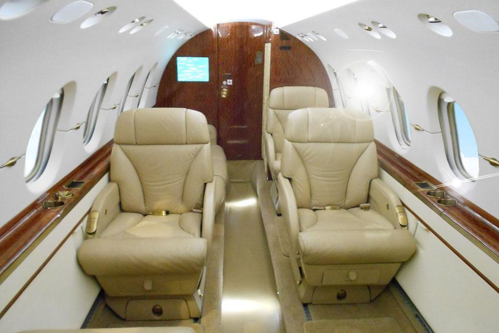 арендовать самолет Hawker Beechcraft 850XP