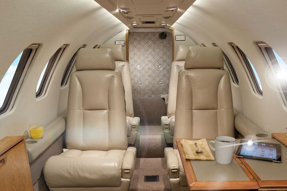 арендовать самолет Cessna Citation Encore+
