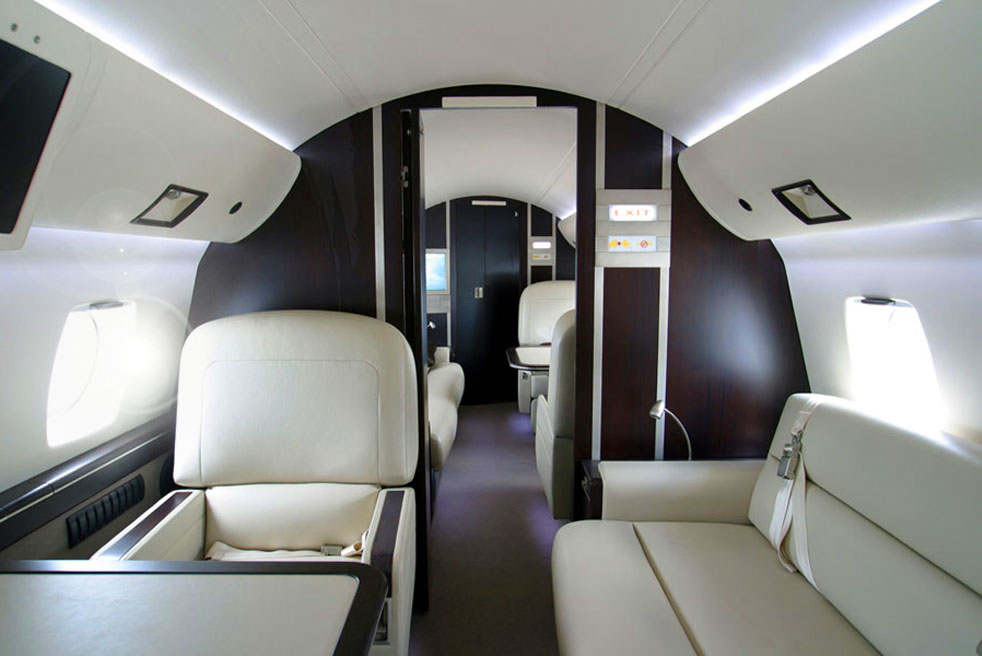аренда частного самолета Airbus A319
