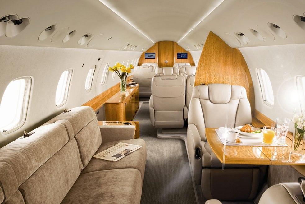 арендовать самолет Dassault Falcon 900