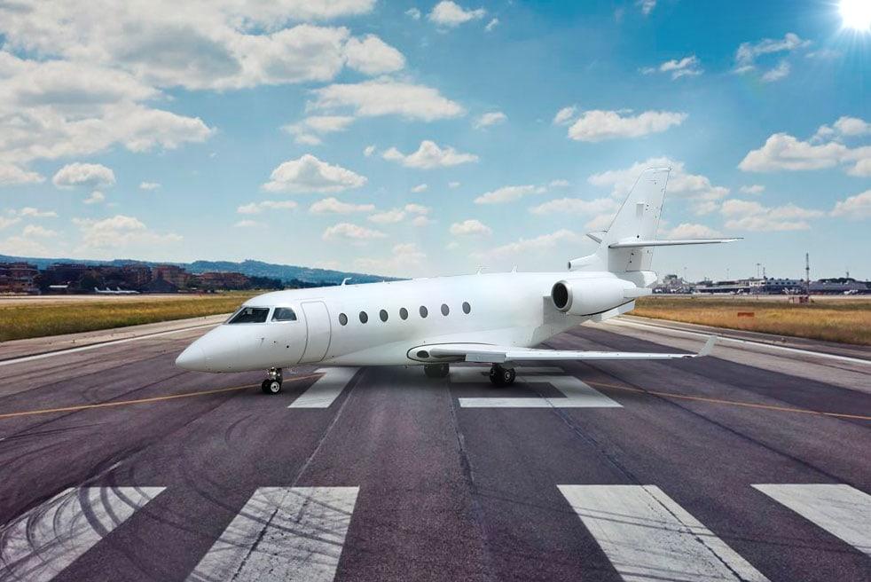 аренда частного самолета Gulfstream G200