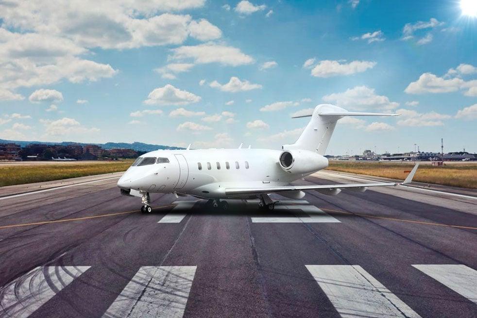 аренда частного самолета Bombardier Challenger 300