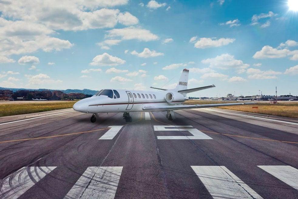 аренда частного самолета Cessna Citation Encore+
