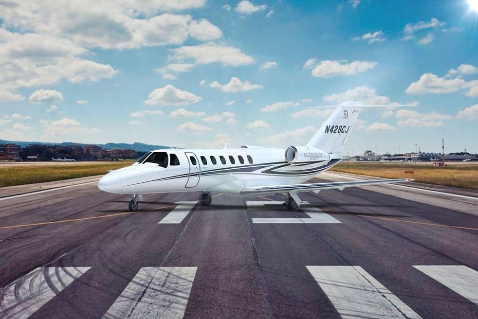 аренда частного самолета Cessna Citation CJ3