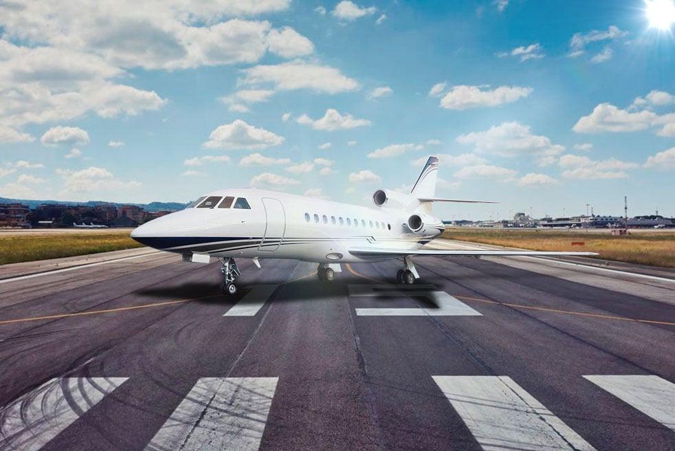 аренда частного самолета Dassault Falcon 900