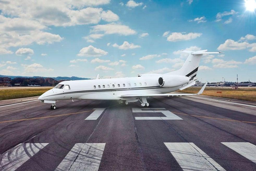 аренда частного самолета Embraer Legacy 600