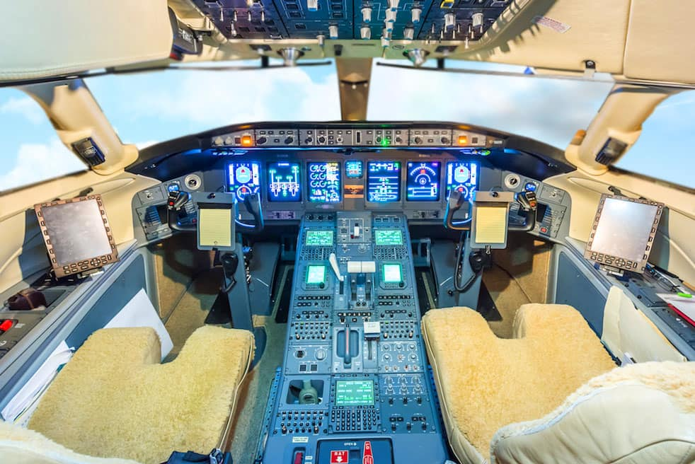 аренда бизнес джета Bombardier Global 5000