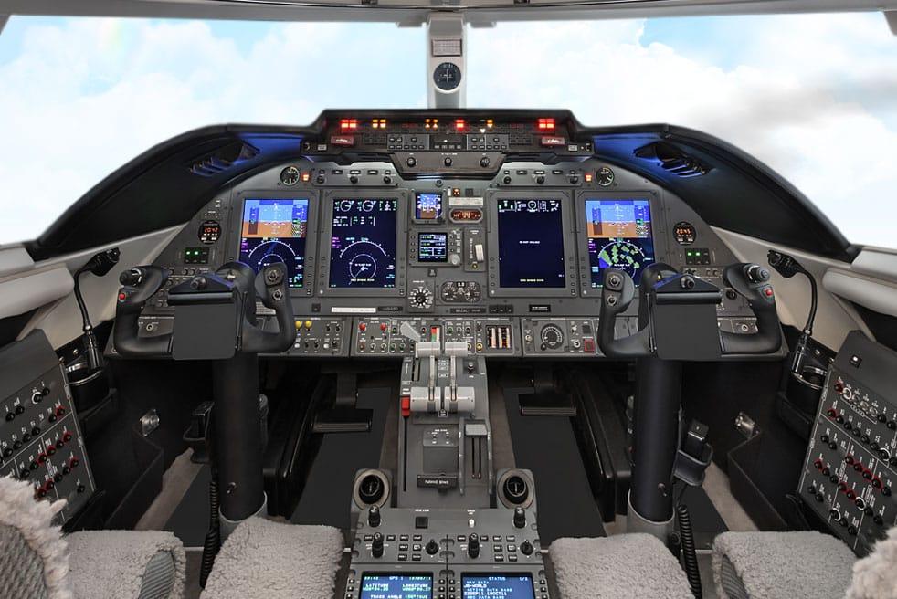 аренда бизнес джета Bombardier Learjet 60