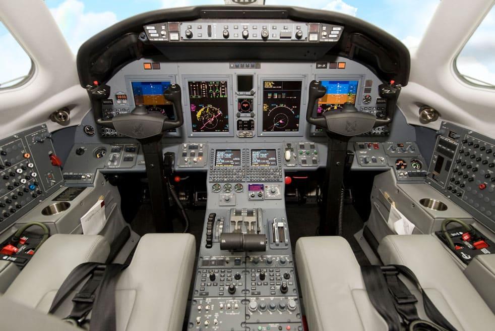 аренда бизнес джета Cessna Citation XLS
