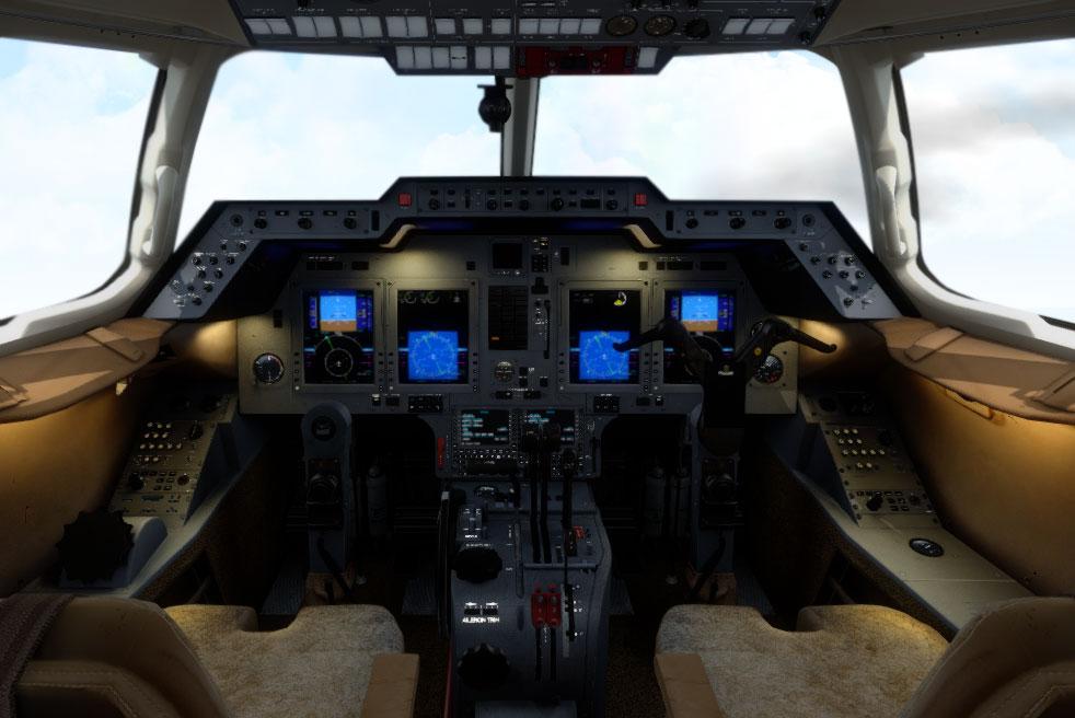 аренда частного самолета Hawker Beechcraft 850XP