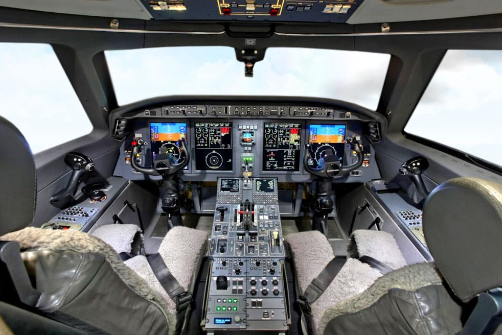 аренда бизнес джета Gulfstream G150