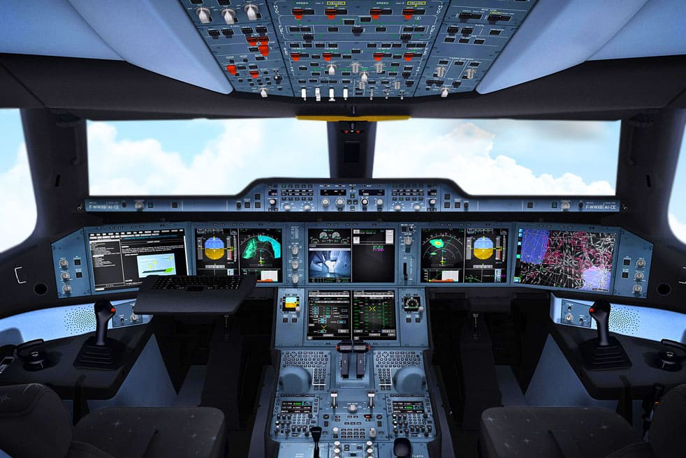 арендовать самолет Airbus A319