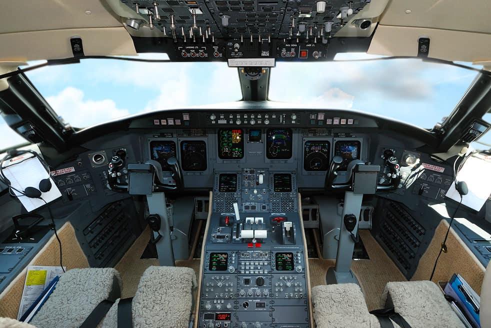 аренда бизнес джета Bombardier Challenger 850