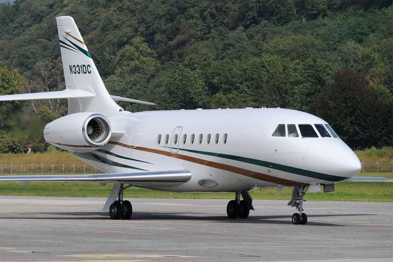 фото Dassault Falcon 2000DX