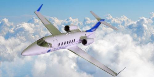 аренда бизнес джета Bombardier Learjet 40