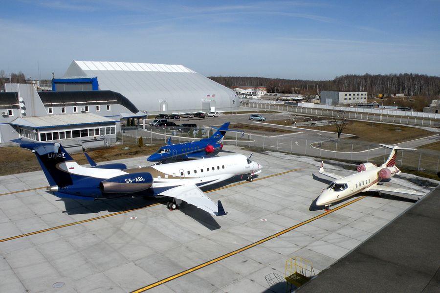 аренда частного самолета в Домодедово