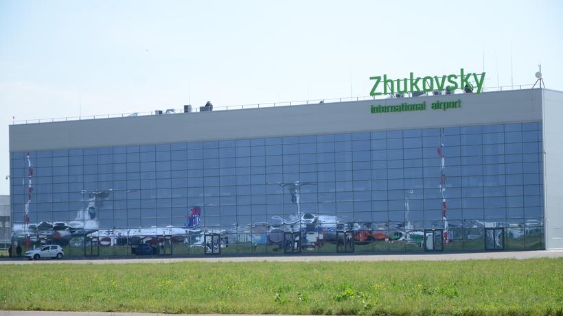 арендовать частный самолет в Жуковском
