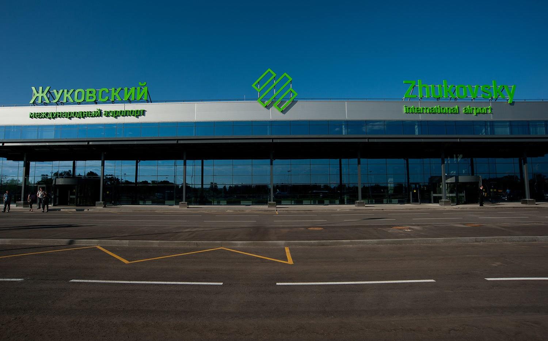 бизнес джеты в аэропорту Жуковский